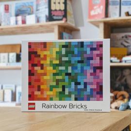 LEGO - Rainbow Bricks Puzzle