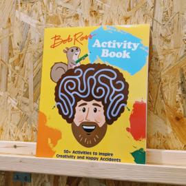 Bob Ross Activity Book