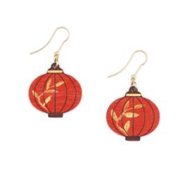 Materia Rica - Oriental Lantern Earrings