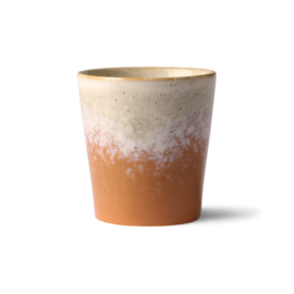 HKliving - Ceramic 70's Coffee Mug - Jupiter (ACE6906)