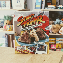 Street Fighter - The Official Street Food Cookbook