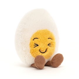 Jellycat - Boiled Egg Laughing