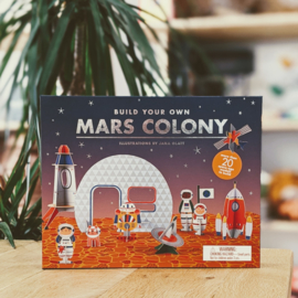Build Your Own Mars Colony
