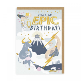 Ohh Deer - Epic Birthday
