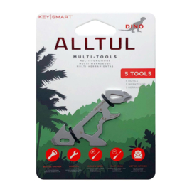 KeySmart - AllTul Dino - 5-in-1 Multitool