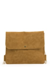 Monk & Anna - String Backpack Avalon Caramel Fudge