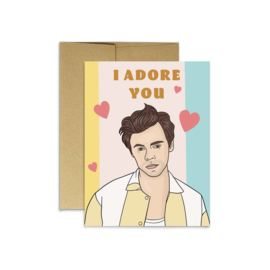 Party Mountain Paper - Harry Adore You