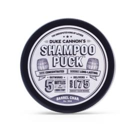 Duke Cannon - Shampoo Puck - Barrel Char No. 004