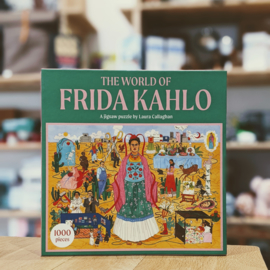 The World of Frida Kahlo - Puzzle