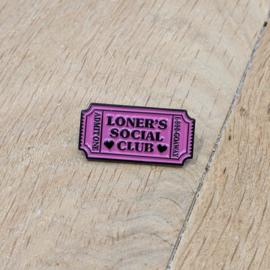 Cool Bananas - Pin Loner's Social Club