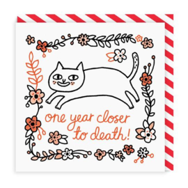 Ohh Deer - One Year Closer To Death