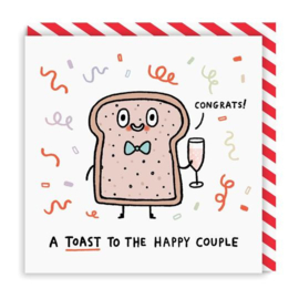 Ohh Deer - Toast to the Happy Couple