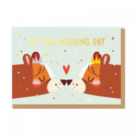 Ohh Deer - Lady Wedding Bears