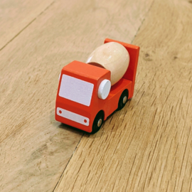 Jack Rabbit Creations - Mini Mover Cementwagen