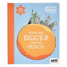 Roald Dahl - James and the Giant Peach Puzzle