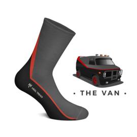 Heel Tread Sokken - The Van (The A-Team)