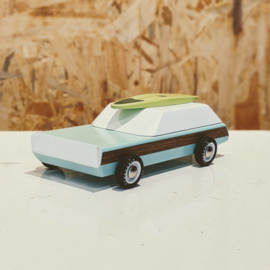 Candylab Toys Houten Auto - Woodie Redux
