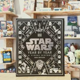 Star Wars - Year by Year - A Visual History
