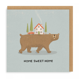 Ohh Deer - New Home Bear
