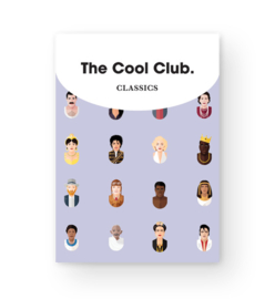The Cool Club - Speelkaarten Classics