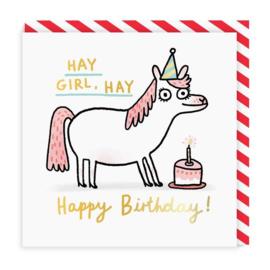 Ohh Deer - Hay Girl Hay