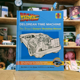 DeLorean Time Machine - Doc Brown's Owners' Workshop Manual