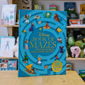 Disney - Book of Mazes