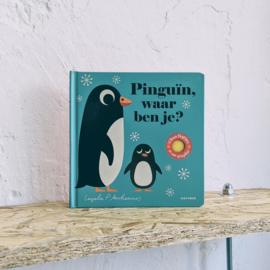 Gottmer - Pinguïn, waar ben je?