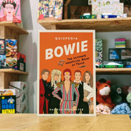Bowie Quizpedia - The Ultimate Unofficial Book of Trivia