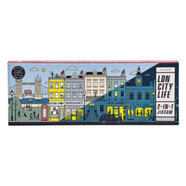 London City Life - 2-in-1 Puzzle