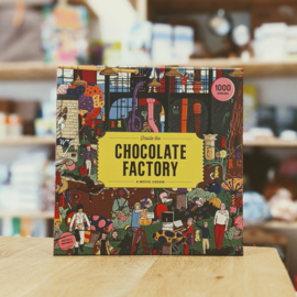 Inside the Chocolate Factory - Puzzle