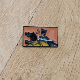 Cool Bananas - Pin Batman