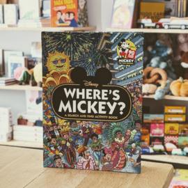 Where's Mickey?