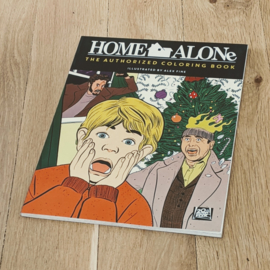 Home Alone - The Authorized Coloring Book