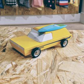 Candylab Toys Houten Auto - Surfman