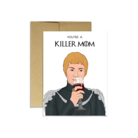 Party Mountain Paper - Killer Mom