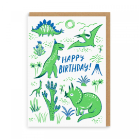 Ohh Deer - Dino Party