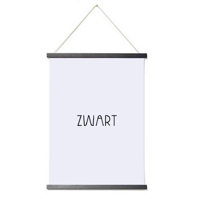 Moxon - Magnetic Print Frames - Zwart - A3