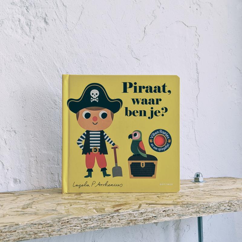 Gottmer - Piraat, waar ben je?