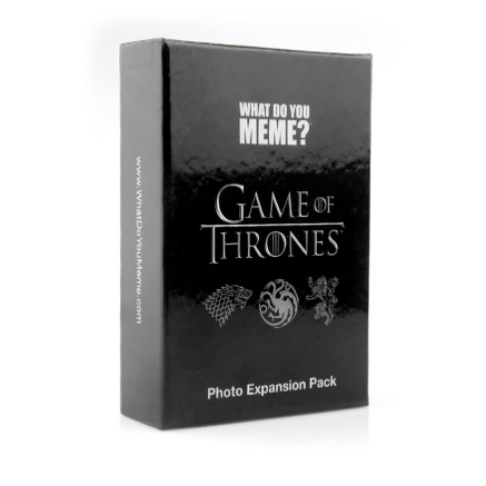 What Do You Meme? - Game Of Thrones Photo Expansion Pack