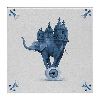 Surrealejos - The Elephant
