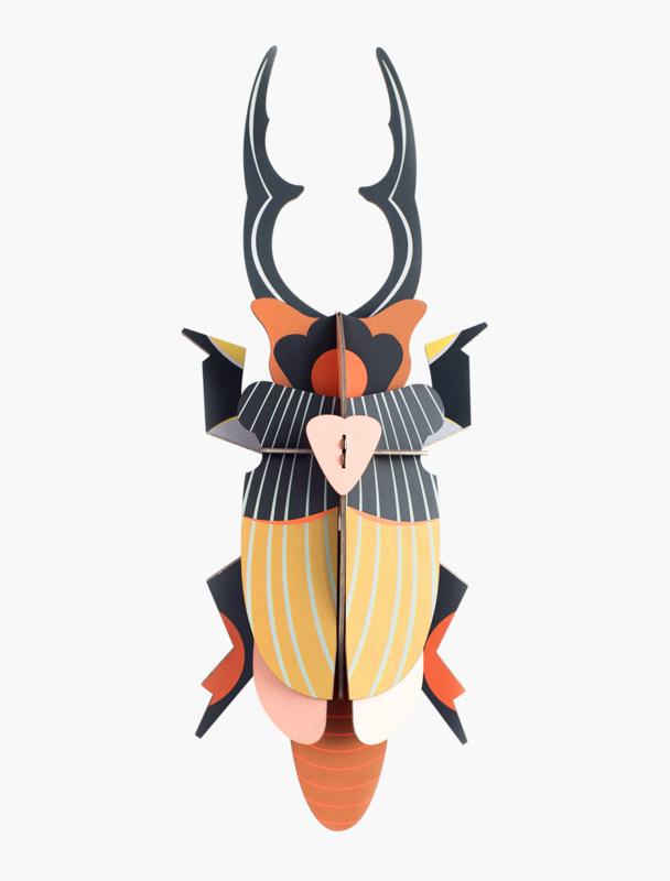Studio ROOF - Giant Stag Beetle