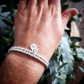 Mama armband zilver   Jill