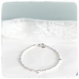 Mama armband zilver | Fiona