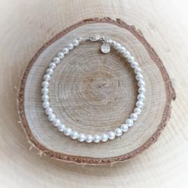 Mama armband zilver | Lotte
