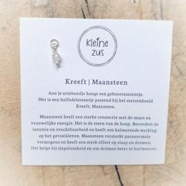 Kreeft | 21-06 / 22-07 | Maansteen