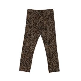 Legging Brown Leopard