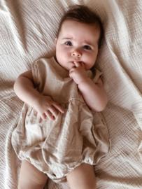 Linen bodysuit