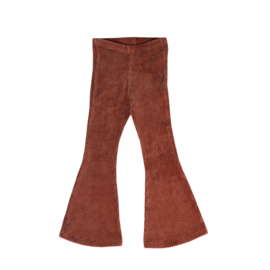 Flared Pants Cinnamon Stick