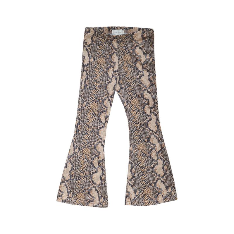 Flared Pants Snake